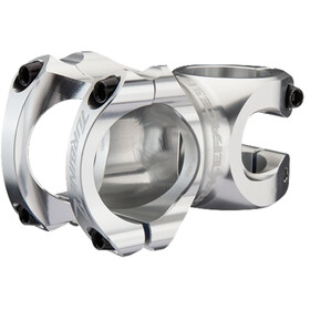 Race Face Turbine R Potence à angle ajustable Ø35mm, silver/white